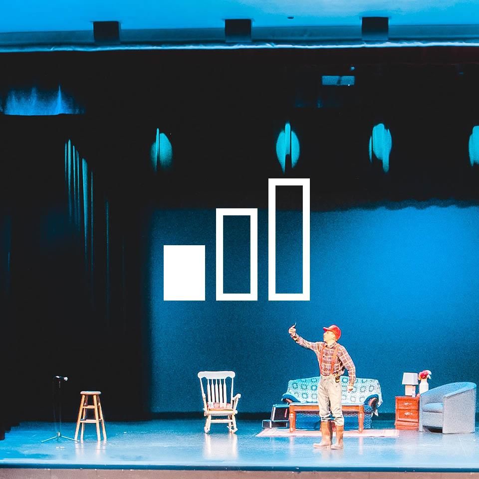 Cursos de iniciación al teatro e interpretación