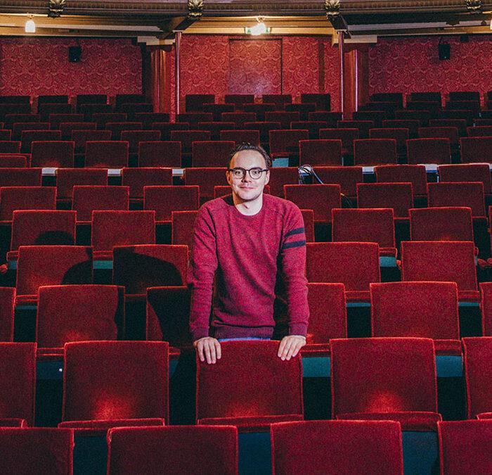 Taller de producción teatral: ¿Cómo buscar teatro?