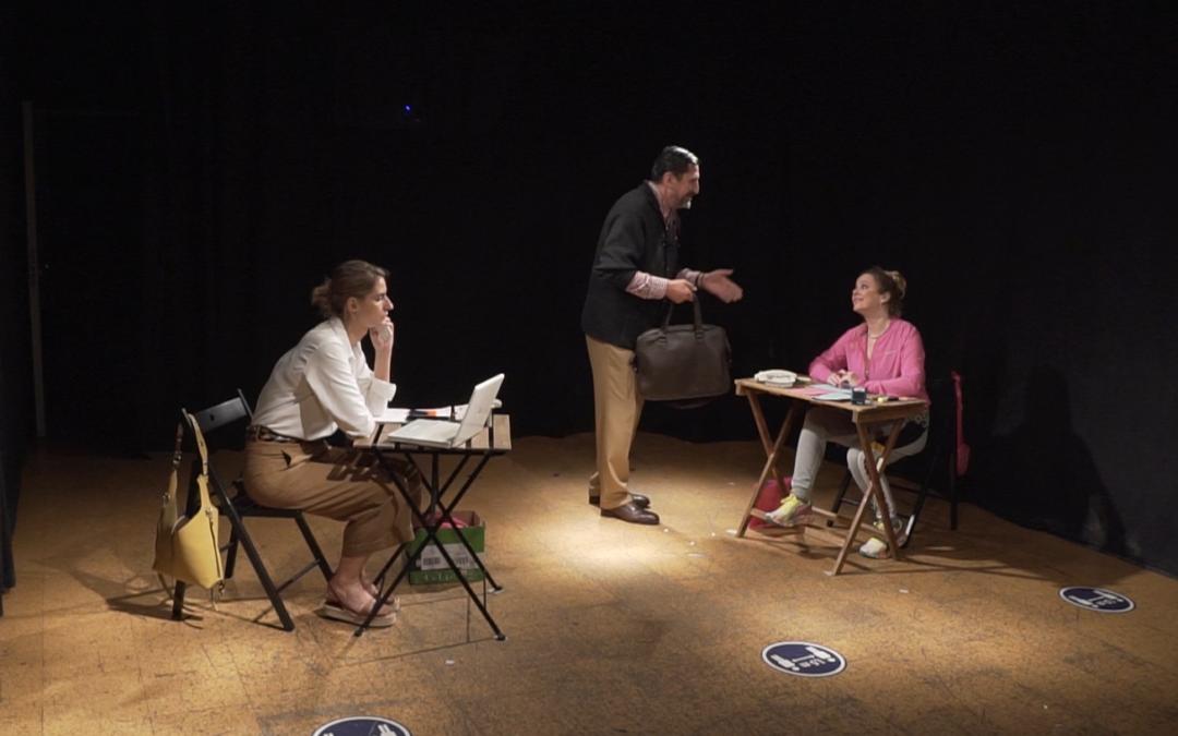 Muestras, de fin de curso, de los talleres de teatro